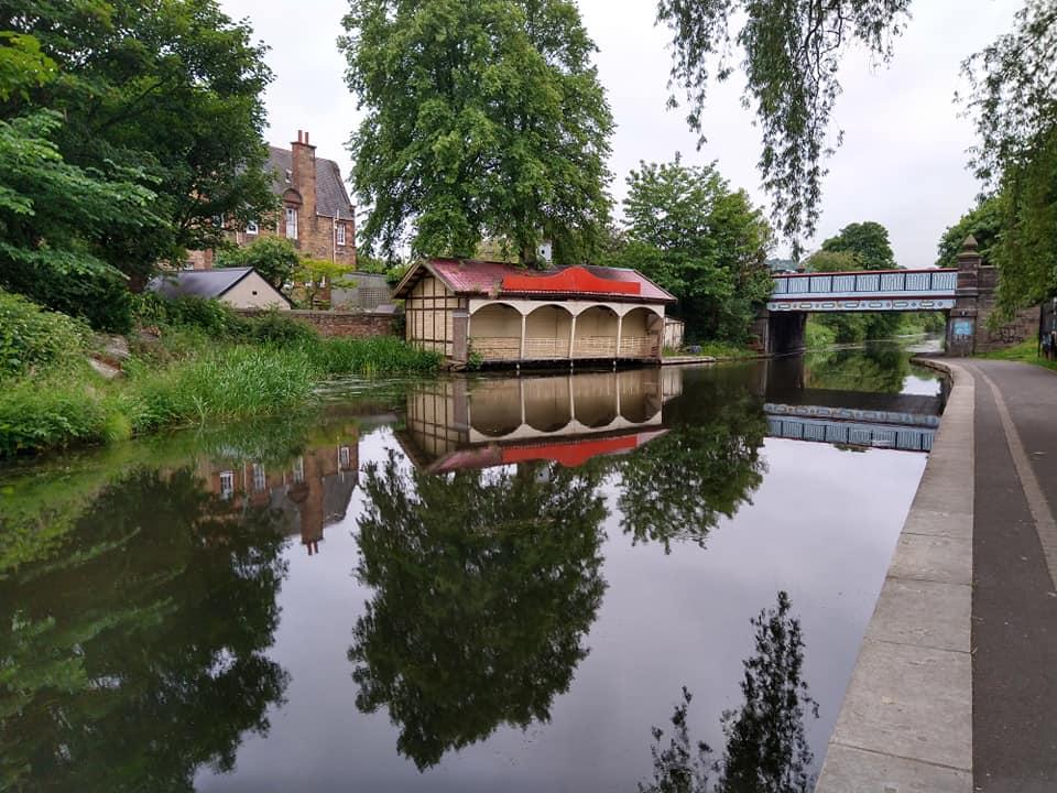 Ashley Terrace Boathouse