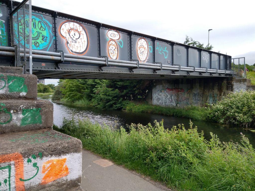 Allan Park Footbridge