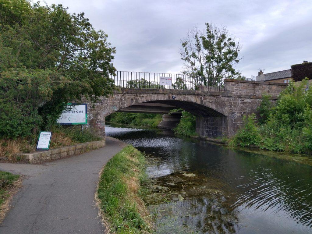 Bridge 4 at Meggetland