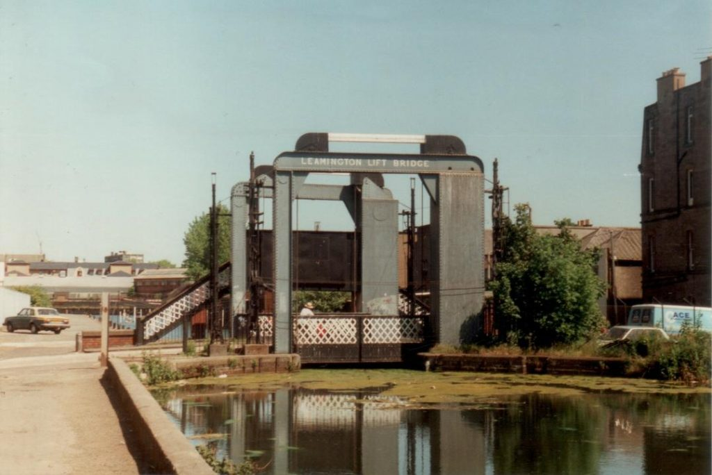 Leamington Lift Bridge